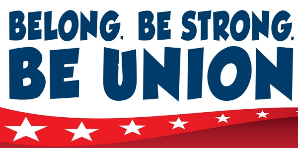 Belong Be Strong Be Union