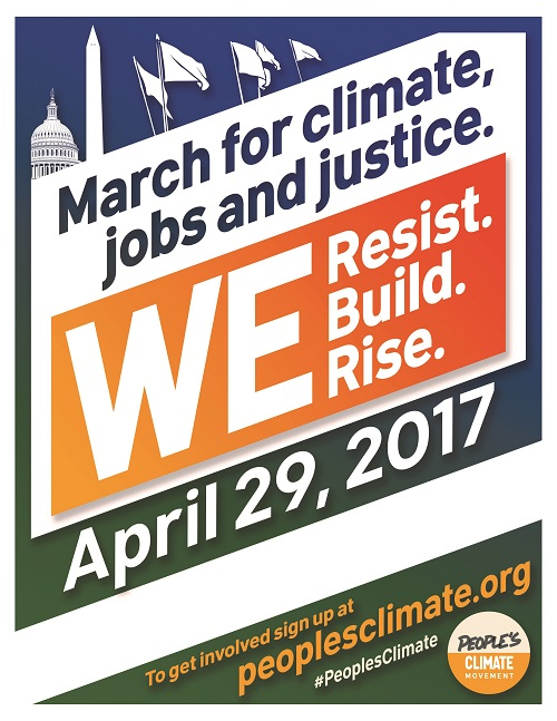 Peoples Climate March 2017